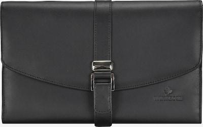 WINDROSE Schmuckrolle 'Nappa' in schwarz, Produktansicht
