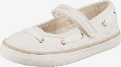GEOX Ballerina in weiß, Produktansicht
