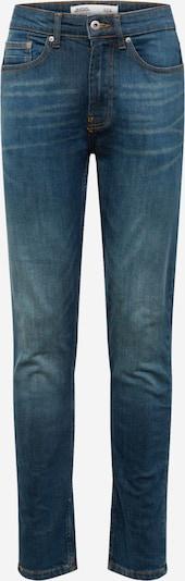 Jeans BURTON MENSWEAR LONDON pe denim albastru, Vizualizare produs