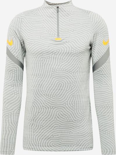 NIKE T-Shirt fonctionnel en gris, Vue avec produit