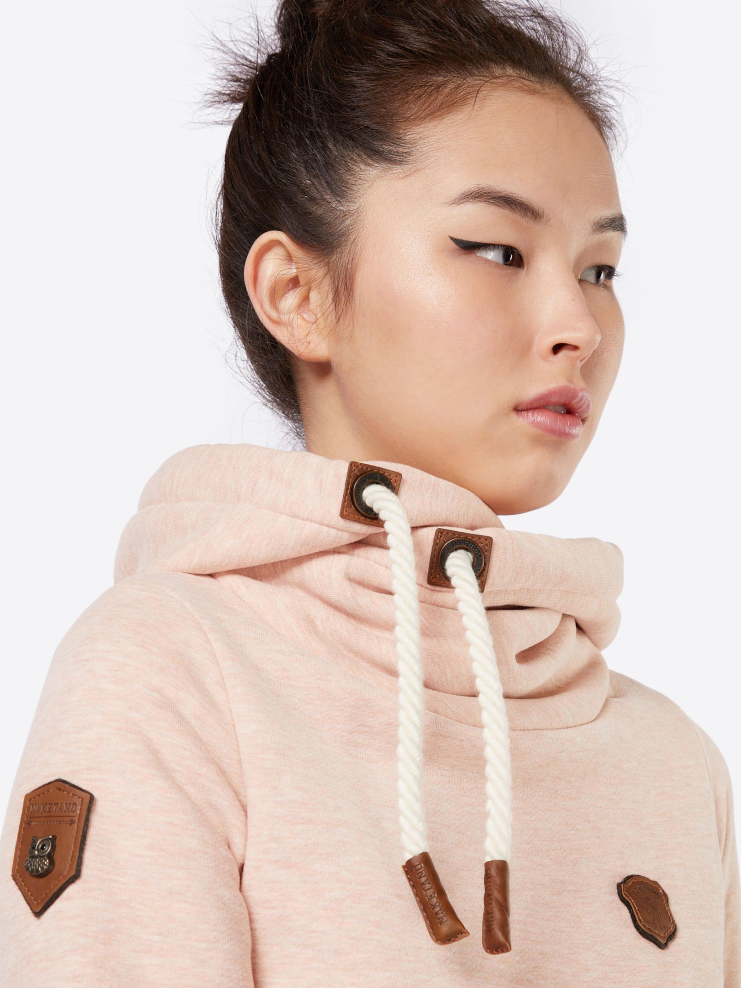 Billig Verkauf Shop naketano Sweatshirt 'Darth' Auslass Beste Ort Professionel Billig Verkaufen Billigsten 3h7eAR