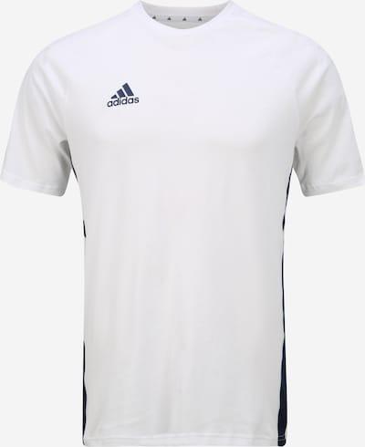 ADIDAS PERFORMANCE Tricot in de kleur Zwart / Wit, Productweergave
