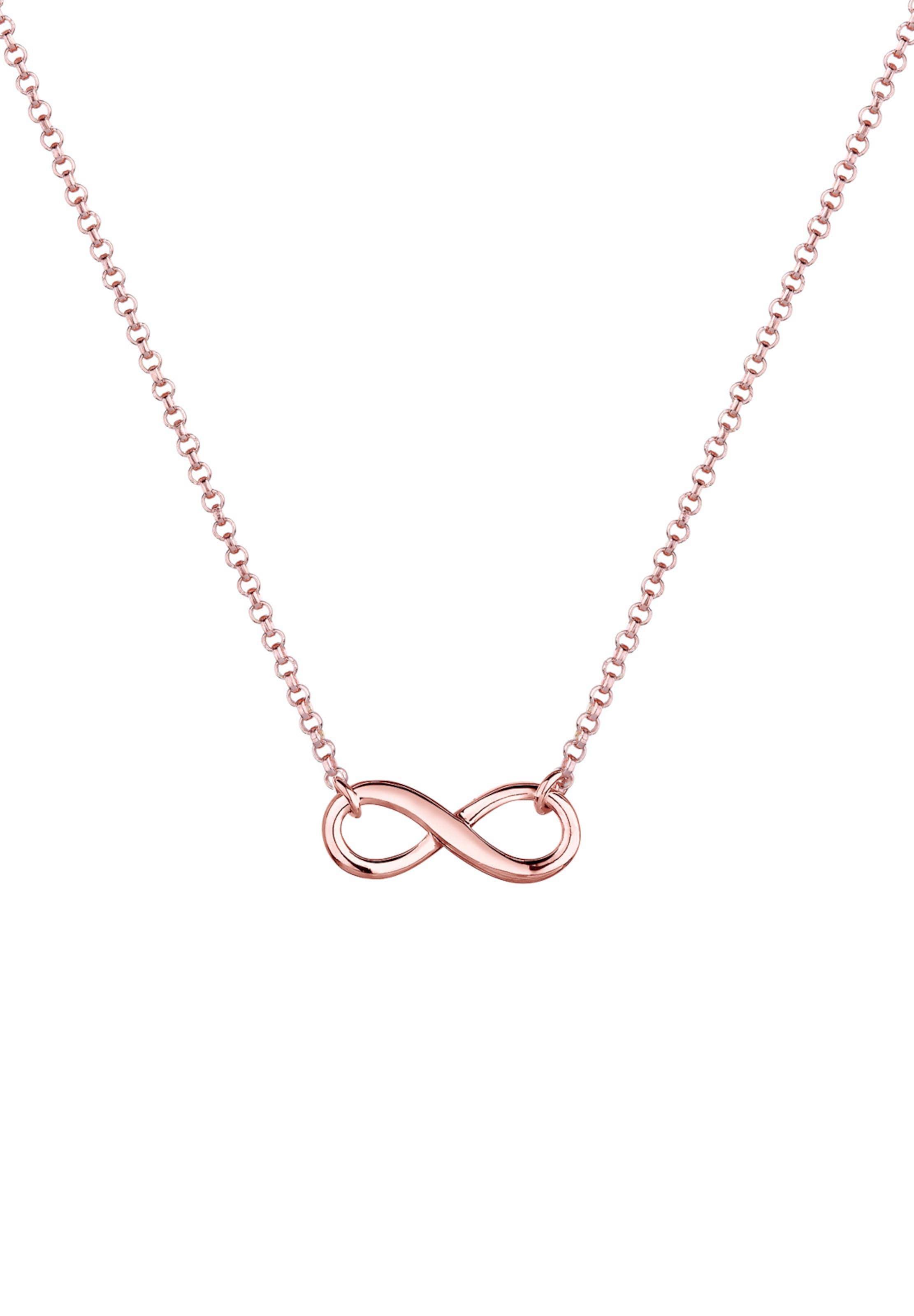 Elli Chaîne En Rose 'infinity' Or IYb6mfg7yv