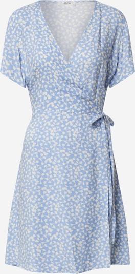 MOSS COPENHAGEN Kleid 'Elliane Leia' in hellblau / weiß, Produktansicht