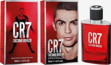 Cristiano Ronaldo Parfüm 'CR7' in Rot