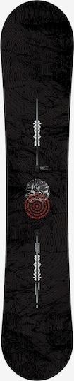 BURTON All-Mountain Board 'Ripcord' in rot / schwarz / weiß, Produktansicht
