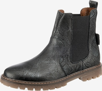myToys-COLLECTION Stiefelette in Schwarz