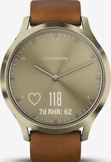 GARMIN Uhr in beige / braun, Produktansicht