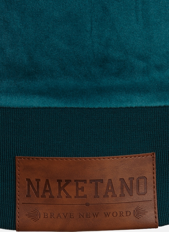 naketano Female Zipped Jacket 'Brazzo Mack'