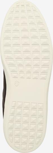 BULLBOXER Sneakers hoog in de kleur Donkerbruin / Gemengde kleuren: Onderaanzicht