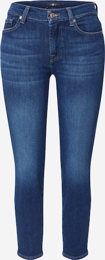 7 for all mankind Jeans 'ROXANNE ANKLE' in blue denim, Produktansicht