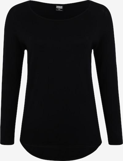 Megztinis iš Urban Classics Curvy , spalva - juoda, Prekių apžvalga