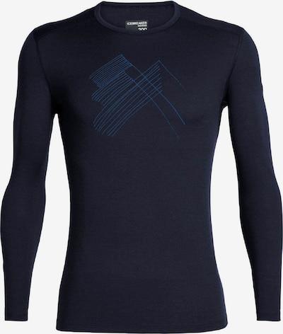 Icebreaker Shirt ' 200 Oasis' in navy, Produktansicht