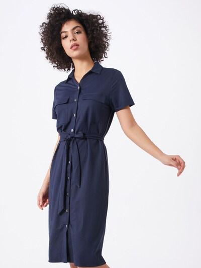 VILA Kleid 'SAFINA' in navy, Modelansicht
