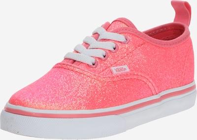 Sneaker 'TD Authentic Elastic (NEON GLITTER)P' VANS pe roz neon, Vizualizare produs