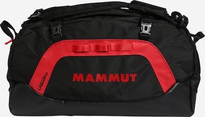 MAMMUT Taschen 'Cargon' in rot / schwarz, Produktansicht