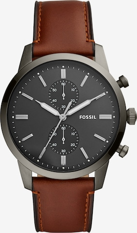 FOSSIL Analog Watch in Brown