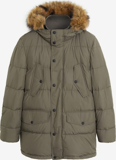 MANGO MAN Kurtka zimowa w kolorze khakim, Podgląd produktu