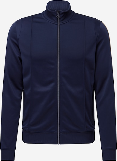 HUGO Sweatjacke  'Damazing' in blau, Produktansicht
