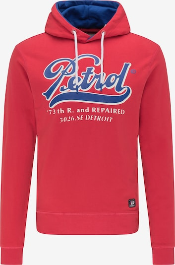 Petrol Industries Sweatshirt in rot, Produktansicht