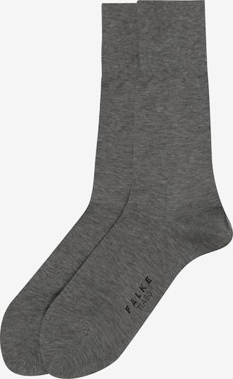 FALKE Socken 'Tiago' in hellgrau, Produktansicht