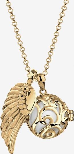 Nenalina Halskette 'Engelsflüsterer' in gold, Produktansicht