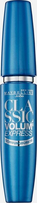 MAYBELLINE New York 'Mascara Volum' Express Schwungbürste', Mascara