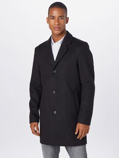 JACK & JONES Přechodný kabát - černá, Model/ka