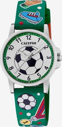 CALYPSO WATCHES Uhr in grün / mischfarben, Produktansicht