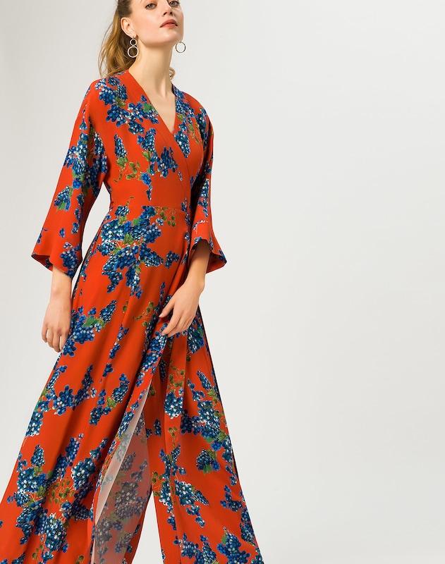 IVY & OAK Kleid Kimono Dress (SS18,Jan)