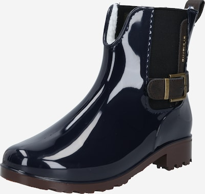 TOM TAILOR Gummistiefel in navy, Produktansicht