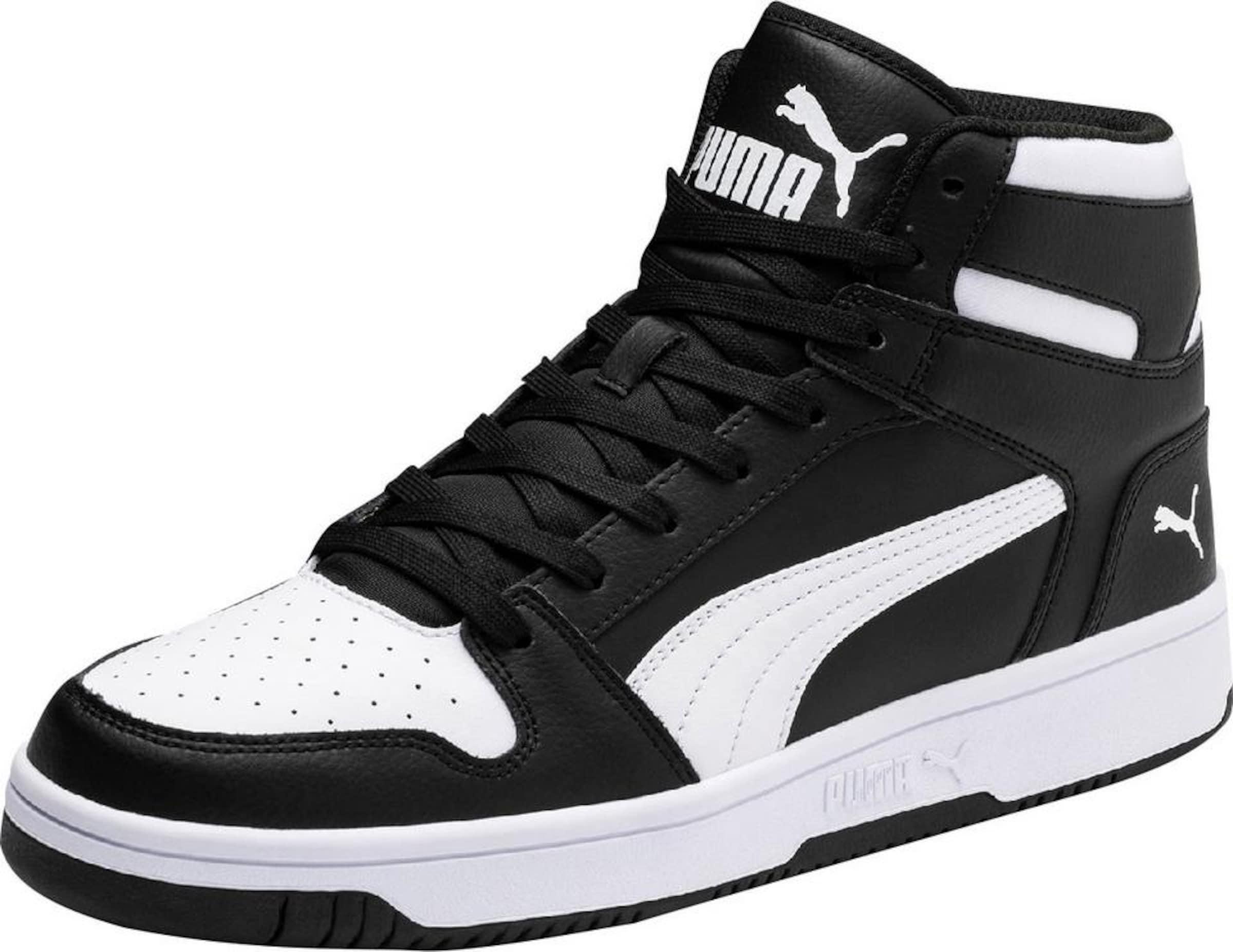 Sneaker 'rebound Puma SchwarzWeiß L' In Layup 8nwOyN0vm