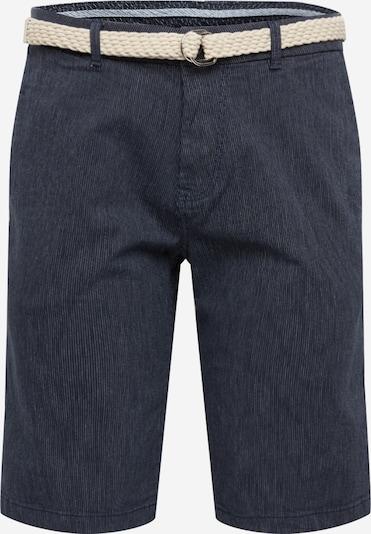 TOM TAILOR DENIM Chino hlače | temno siva barva, Prikaz izdelka