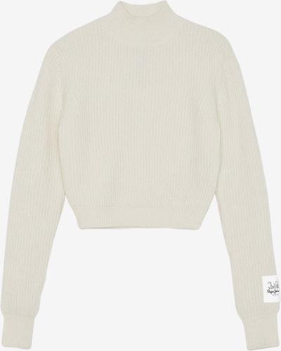 Pepe Jeans Svetr 'SILVI' - bílá, Produkt