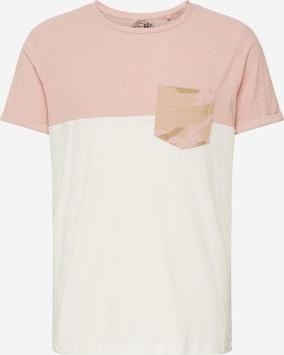 Marškinėliai 'Marshall' iš Hailys Men , spalva - alyvuogių spalva / rožių spalva / balta, Prekių apžvalga