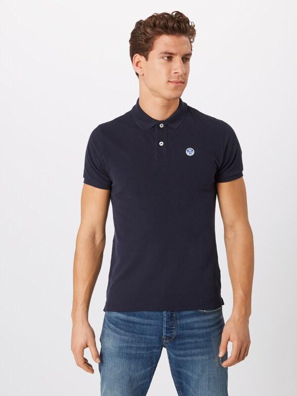 Sails shirt North T Bleu Foncé En 2WEDHI9