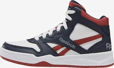 Reebok Classic Brīvā laika apavi 'BB4500 COURT' pieejami naktszils / sarkans / balts, Preces skats