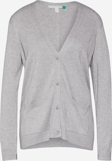 ESPRIT Strickjacke 'NOOS ' in grau, Produktansicht