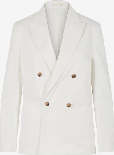J.Lindeberg Delano Cotton Twill Blazer in weiß, Produktansicht