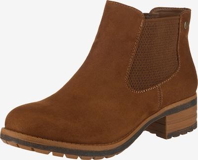 RIEKER Chelsea Boots en marron, Vue avec produit