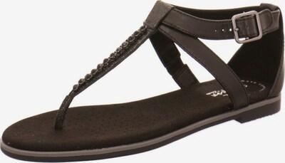 CLARKS Teenslipper in de kleur Zwart, Productweergave