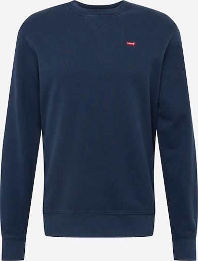 LEVI'S Sweatshirt in dunkelblau, Produktansicht