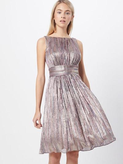 SWING Koktejlové šaty - zlatá / mix barev, Model/ka