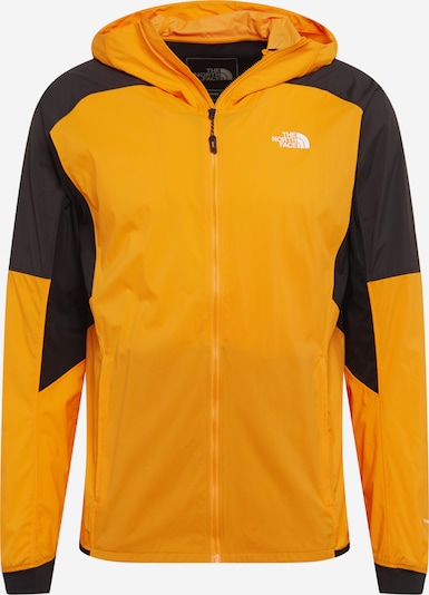 THE NORTH FACE Outdoorjas in de kleur Sinaasappel / Zwart, Productweergave