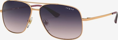 VOGUE Eyewear Sonnenbrille 'VO 4161S 507536' in rosegold, Produktansicht