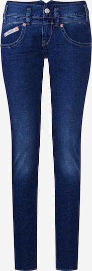 Jeans Herrlicher pe denim albastru, Vizualizare produs
