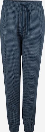 Pižaminės kelnės 'Mix+Relax' iš SCHIESSER , spalva - tamsiai mėlyna / balta, Prekių apžvalga