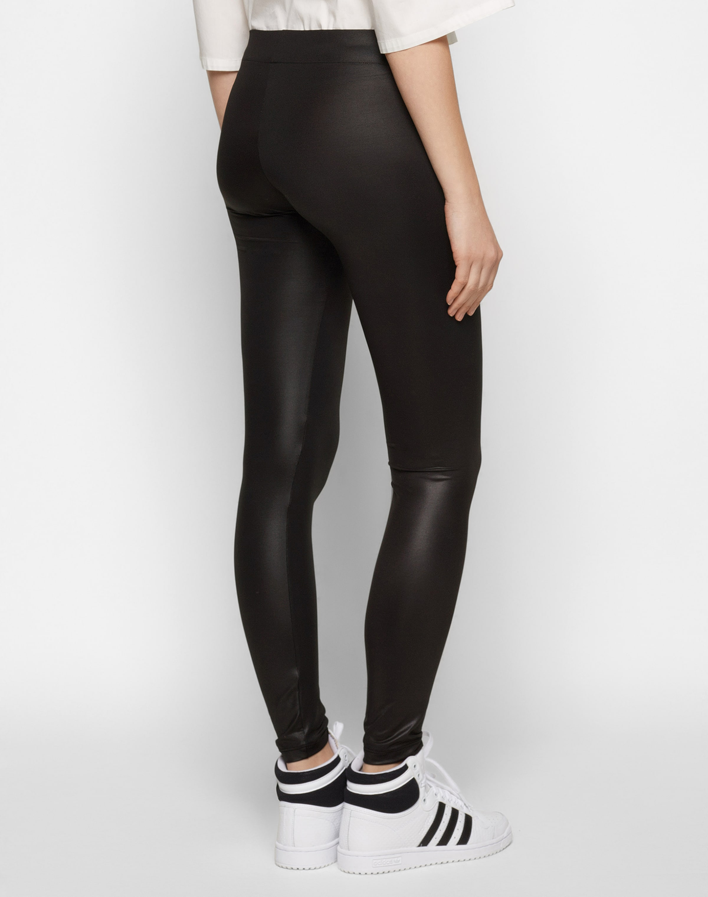 Noisy Noir Leggings 'nm En May Coda' L35AR4j