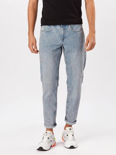 Jeans 'Monaco' Redefined Rebel pe albastru deschis, Vizualizare model