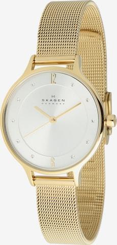 SKAGEN Uhr 'ANITA' in Gold